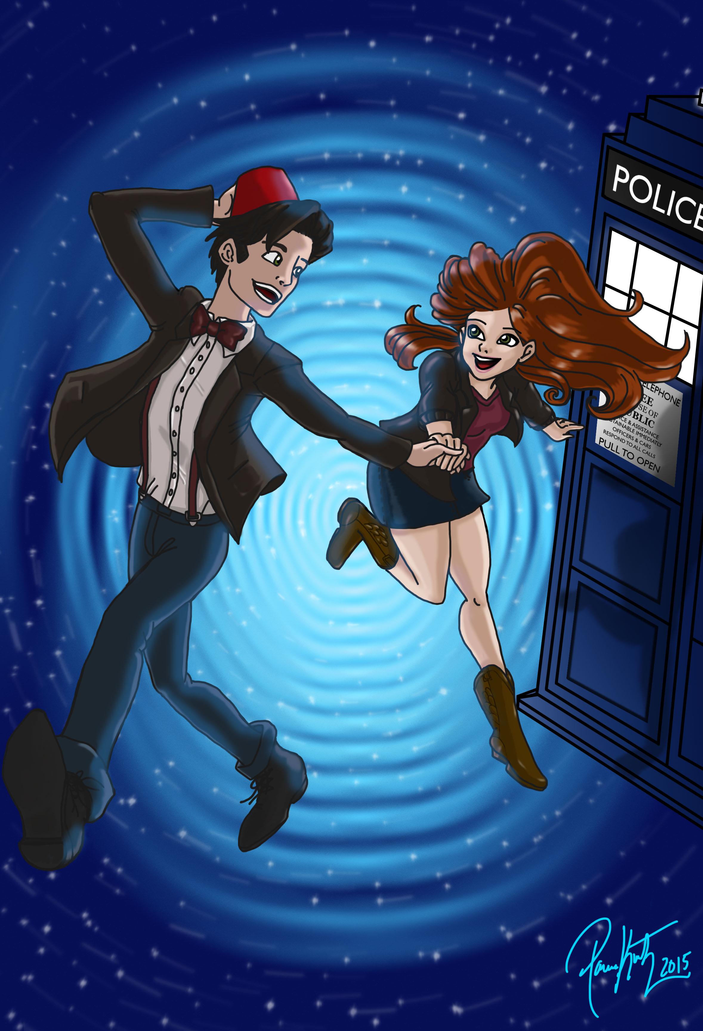 Dr Who Fanart