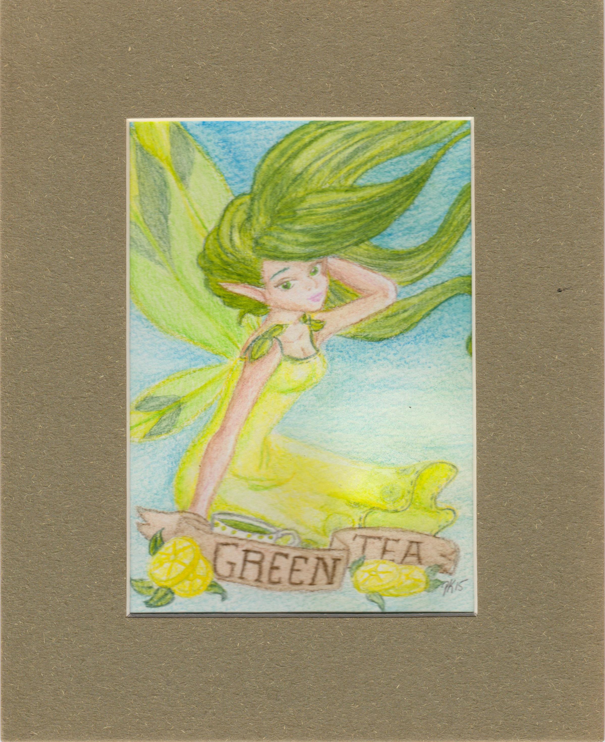 Green Tea fairy