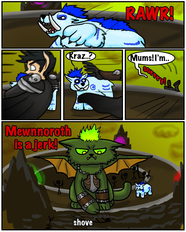 Mewnnoroth