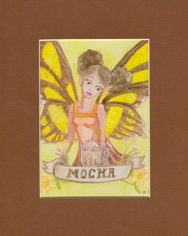 Mocha Fairy
