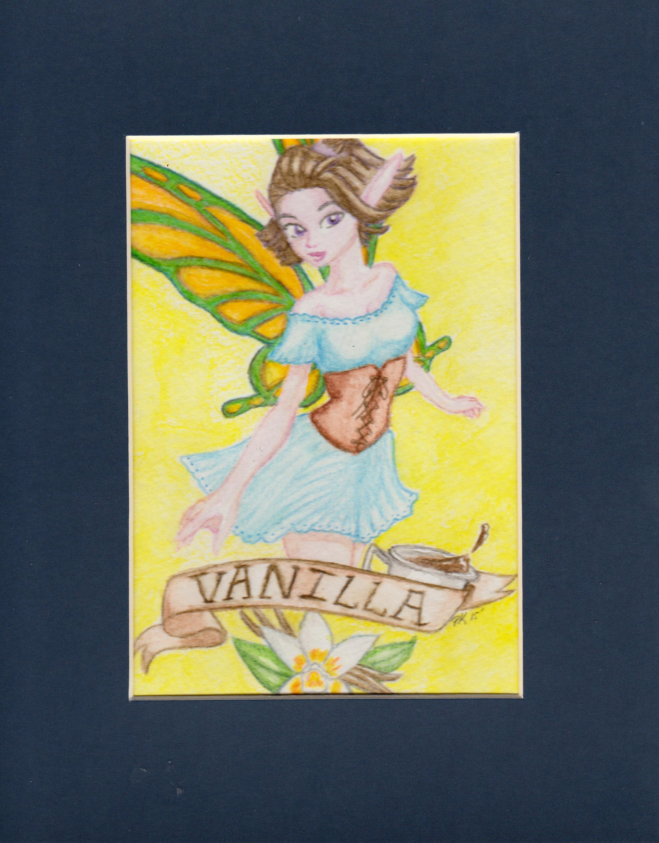 Vanilla Fairy