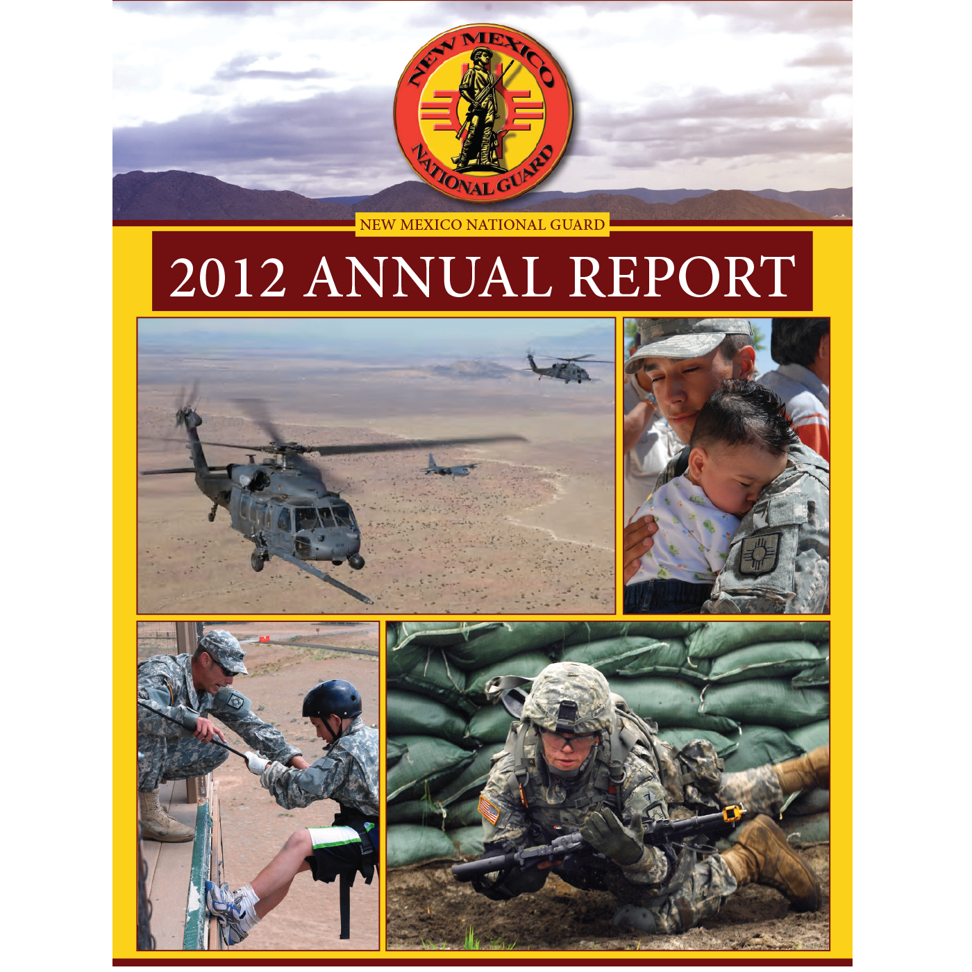 New Mexico National Guard Annual Report